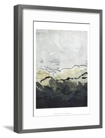 Winter Mountains I-Jennifer Paxton Parker-Framed Art Print