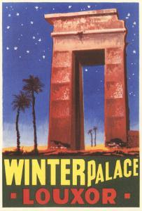 Winter Palace, Luxor, Egypt