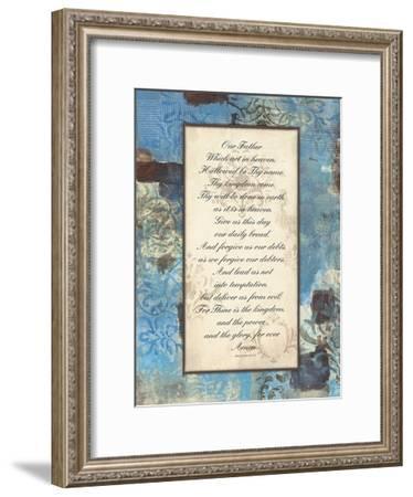 Winter Rain Inspirational 2-Smith Haynes-Framed Art Print