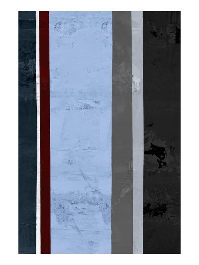 Winter Stripes 1-GI ArtLab-Premium Giclee Print