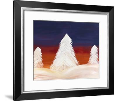 Winter Sunrise-Nina Marie-Framed Giclee Print