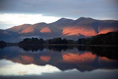 Winter Sunset-Howard Walker-Photographic Print