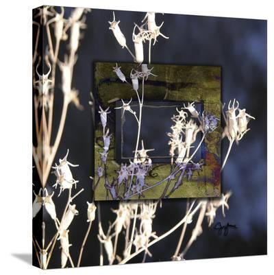 Winter Thistle-Suzanne Silk-Stretched Canvas Print