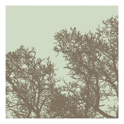 Winter Tree I-Erin Clark-Art Print