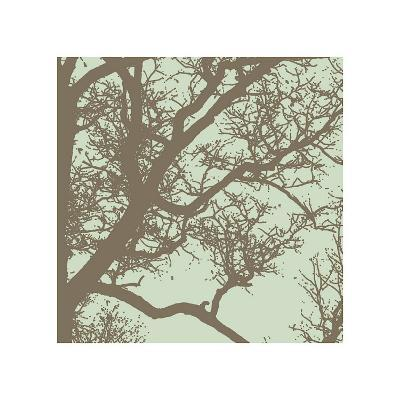 Winter Tree IV-Erin Clark-Giclee Print