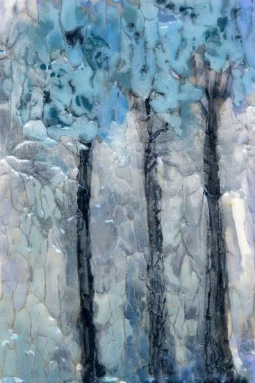 Winter Trees-Wyanne-Giclee Print