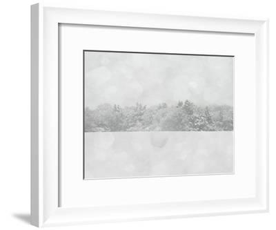 Winter White A-Sonja Quintero-Framed Art Print