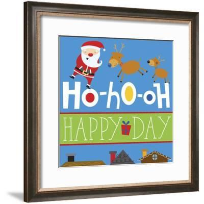 Winter Wishes 2-Holli Conger-Framed Giclee Print