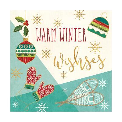 Winter Wishes I-Veronique Charron-Art Print