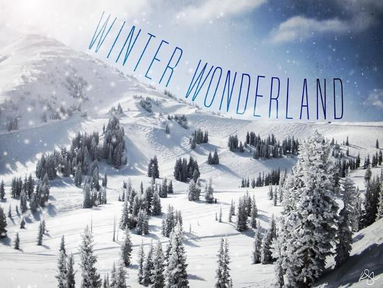 Winter Wonderland-Kimberly Glover-Premium Giclee Print