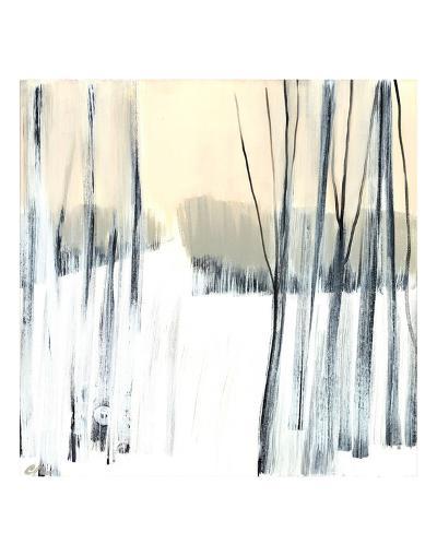 Winter Woods II-Cathe Hendrick-Art Print