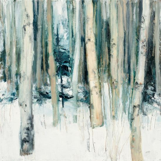 Winter Woods II-Julia Purinton-Art Print