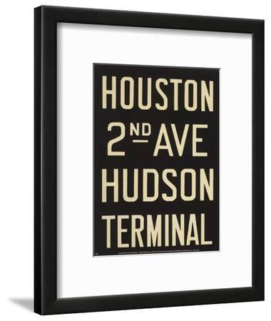 Houston/Hudson Terminal
