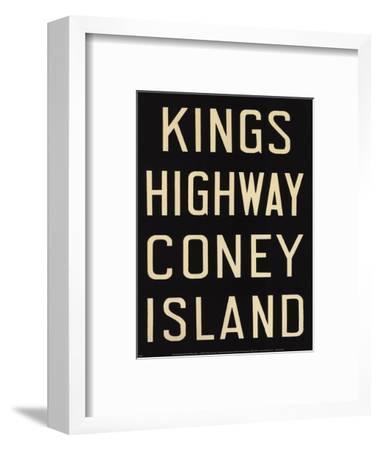 Kings Hwy/Coney Island