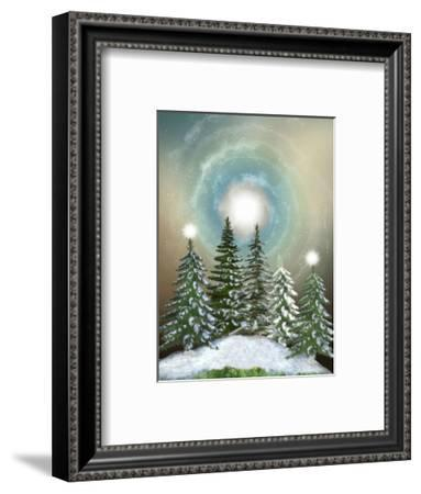 Winter-justdd-Framed Art Print