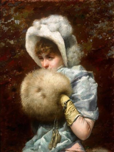 Winter-Francesc Masriera-Giclee Print