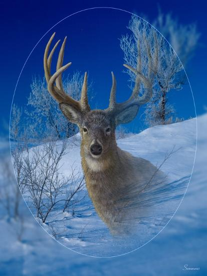 Winterland-Gordon Semmens-Giclee Print