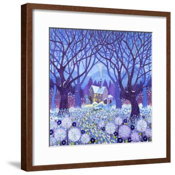 Winterlands, 2012-David Newton-Framed Giclee Print