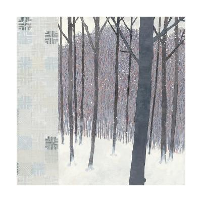 Winters End Flurries-Kathrine Lovell-Art Print