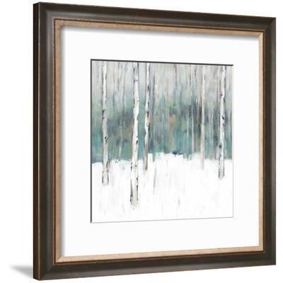 Winters Trail II-PI Creative Art-Framed Art Print