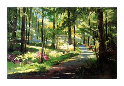 Winterthur Garden-Martha Saudek-Art Print
