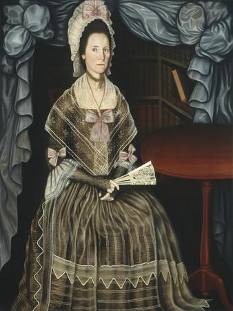 Mrs. Samuel Chandler, c.1780