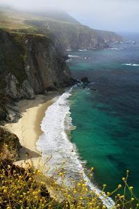 Big Sur Coast by Winthrope Hiers