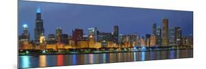 Chicago Skyline by Winthrope Hiers