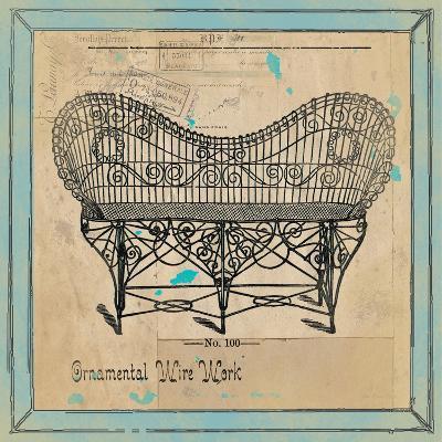Wire Work-Jo Moulton-Art Print