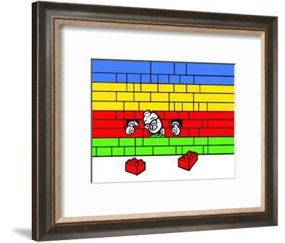 Wired--Framed Premium Giclee Print