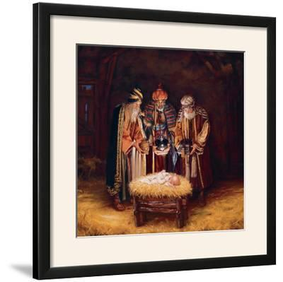Wise Men Still Seek Him-Mark Missman-Framed Photographic Print