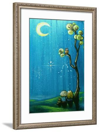Wishing Together-Cherie Roe Dirksen-Framed Giclee Print