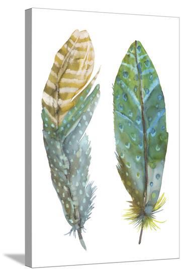 Wispy I-Sandra Jacobs-Stretched Canvas Print