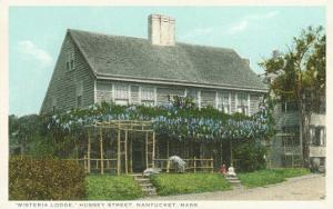 Wisteria Lodge, Hussey Street, Nantucket, Massachusetts