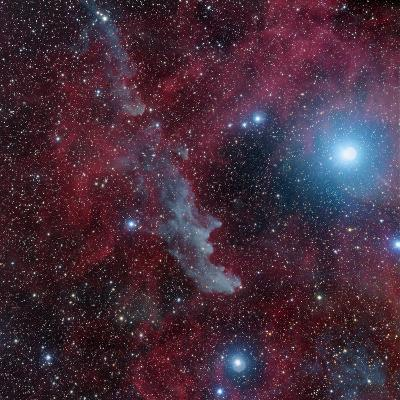 Witch Head Nebula (Ic2118)-Image by Marco Lorenzi, www.glitteringlights.com-Photographic Print