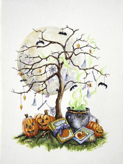Witch's Brew--Giclee Print