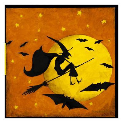Witch-Dan Dipaolo-Art Print