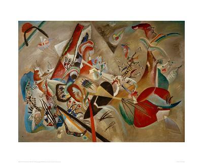 With Grey, 1919-Wassily Kandinsky-Giclee Print
