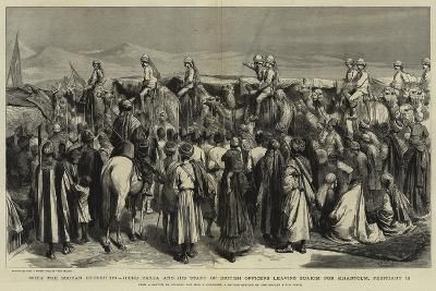 With the Soudan Expedition-Godefroy Durand-Giclee Print