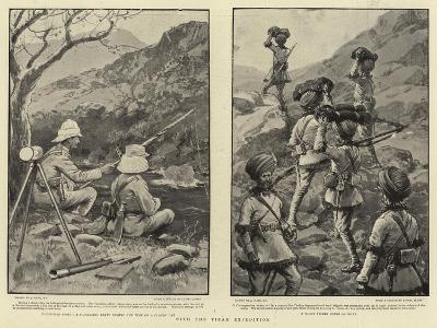With the Tirah Expedition-Joseph Nash-Giclee Print