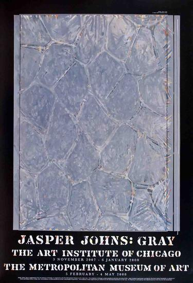 Within-Jasper Johns-Collectable Print