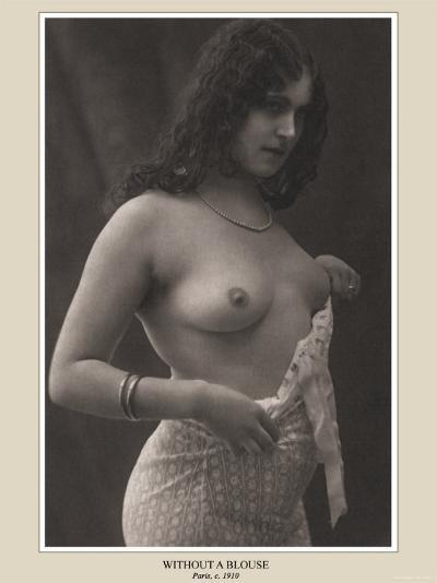 Without a Blouse--Photo