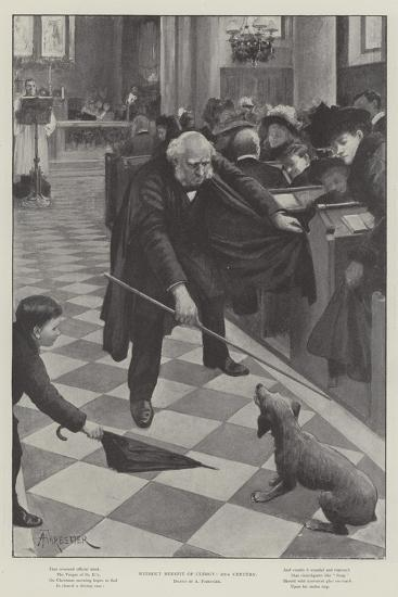 Without Benefit of Clergy, 20th Century-Amedee Forestier-Giclee Print