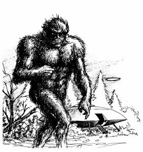 Witnesses Claim a Connection Between UFO Sightings and 'Bigfoot', Missouri