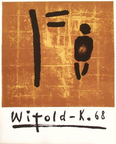 Witold-K.68-Witold Kaczanowski-Collectable Print