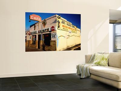 Joe and Aggies Cafe, Route 66, Holbrook, Arizona