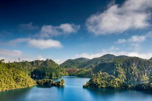 Laguna La Canada at Lagunas De Montebello National Park, Chiapas, Mexico by Witold Skrypczak