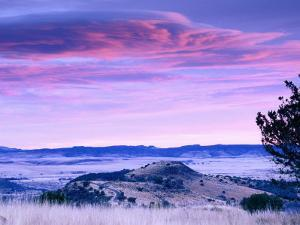 Marfa Plain in Davis Mountains State Park, Fort Davis, Texas by Witold Skrypczak