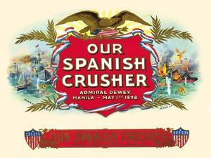 Our Spanish Crusher by Witsch & Schmitt Lihto.