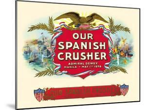 Our Spanish Crusher by Witsch & Schmitt Lihto.